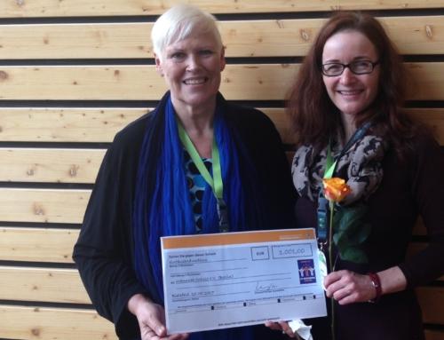 Ergotherapie-Schule gewinnt Innovationspreis