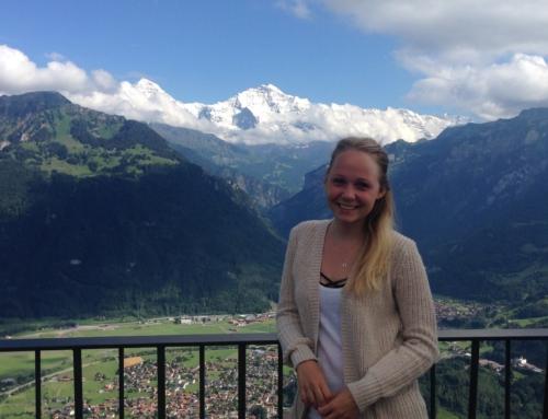 Mein Praktikum der Schweiz