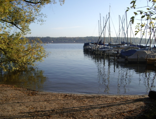 Tote Hose am Wannsee?