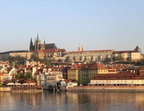 Kursfahrt nach Prag