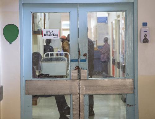 Wahleinsatz Kenia