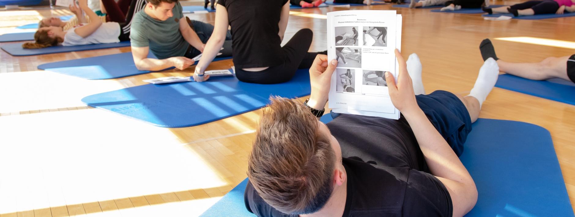 Physiotherapie Studium Berlin